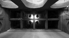 Lariha hus Windtower arkivfoto