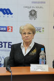 Larisa Latynina Photo stock
