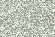 Larkspur by William Morris 1834-1896. Original from The MET Museum. Digitally enhanced by rawpixel vector illustration