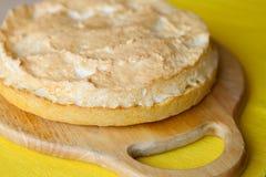 Larmes d'ange de gâteau au fromage Image stock