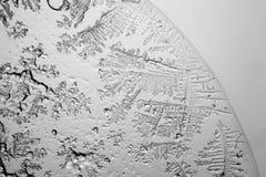 Larmes vues au microscope photo libre de droits