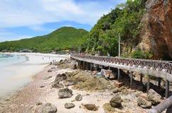 Larn do Koh em Pattaya Imagens de Stock