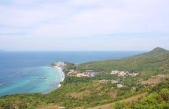 Larn island, Koh Larn, Chonburi Thailand Royalty Free Stock Photo