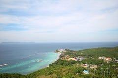 Larn island Koh Larn, Chonburi Thailand Royalty Free Stock Photo