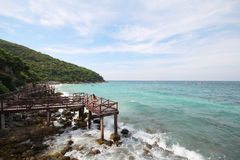 Larn island Koh Larn, Chonburi Thailand Stock Photo
