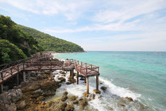 Larn island Koh Larn, Chonburi Thailand Royalty Free Stock Image