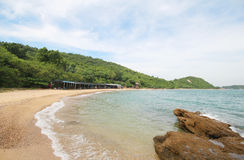 Larn island Koh Larn, Chonburi Thailand Stock Images