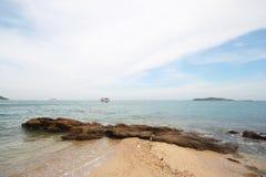 Larn island Koh Larn, Chonburi Thailand Royalty Free Stock Photography
