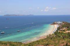 Larn Island, Pattaya, Thailand Royalty Free Stock Image
