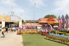 Larn Koh Cholburi Таиланд Стоковая Фотография