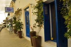 Larnaca, Chipre, 2018 Fotos de archivo