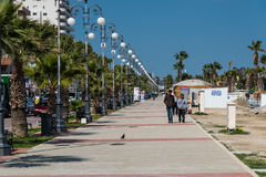 Larnaca Cypern Royaltyfria Bilder