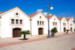 Larnaca Europe Square Royalty Free Stock Images