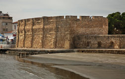 Larnaca Fort and Local Medieval Museum. Cyprus Stock Photography