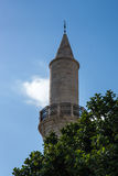 Larnaca gammal town Fotografering för Bildbyråer