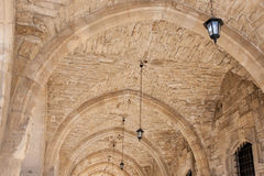 Larnaca old town Church Royalty Free Stock Image