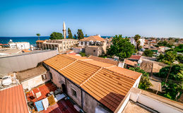 Larnaca, old town. Cyprus Stock Photography