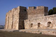 Larnaca-Schloss Stockfoto
