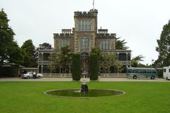 Larnach Schloss, Neuseeland Stockfotografie