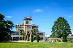 Larnach Schloss, Neuseeland Lizenzfreie Stockfotos