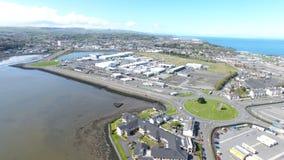 Larne Town Antrim Northern Ireland