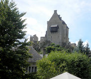 Larochette, Luxembourg city, Luxembourg Royalty Free Stock Images