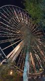 Laronde bigwheel Grande Roue Zdjęcie Stock