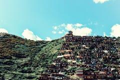 Larong Wuming Buddhist Academy Stock Photography
