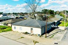Larose Louisiana royaltyfri fotografi