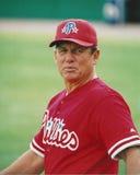 Larry Bowa, Philadelphia Phillies Stock Photography