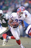 Larry Centers. Buffalo Bills runningback Larry Centers, #37. (Image from color slide royalty free stock photo
