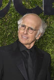Larry David Appears em Tony Awards 2015 Fotografia de Stock
