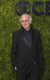 Larry David Appears em Tony Awards 2015 Imagem de Stock