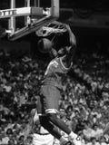 Larry Johnson Charlotte Hornets images stock