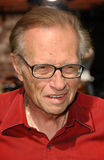 Larry King stock images