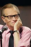Larry King Royaltyfria Foton