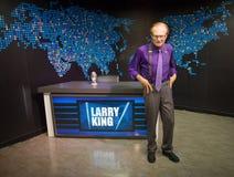 Larry King image stock