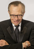 Larry King royalty free stock photo
