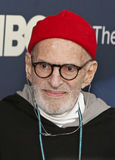 "Larry Kramer. AIDS activist Larry Kramer arrives on the red carpet for the New York premiere of ""The Normal Heart, "" at the Ziegfeld Theatre in New York City Stock Image"