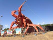 Larry a lagosta Imagem de Stock Royalty Free