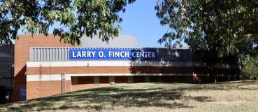 Larry O Finch Memphis Centrum uniwersytet Obrazy Stock