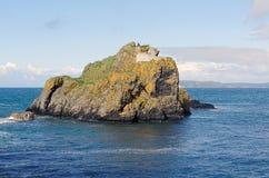 Larrybane Łup, Co. Antrim, Irlandia Pólnocna Fotografia Royalty Free