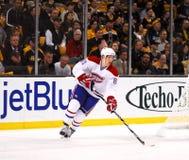 Lars Eller Montreal Canadiens Stock Image