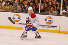 Lars Eller Montreal Canadiens Royalty Free Stock Photos