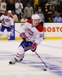 Lars Eller Montreal Canadiens Fotografia de Stock