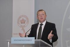 LARS LØKE PM RASMUSSEN_DANISH Royalty-vrije Stock Fotografie