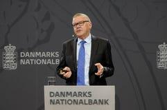 LARS RODHE VD & ALLMÄN DIREKTÖR FÖR NATIONBANKEN arkivbild