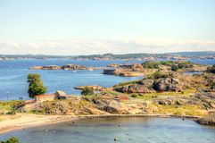 Larvik Imagen de archivo