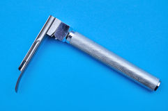 Laryngoscope del Miller Immagine Stock