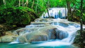 lasów tropikalnych wodospadu Fotografia Stock